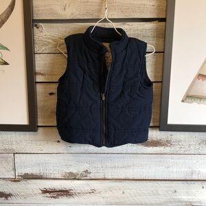 Oshkosh vest size 12m